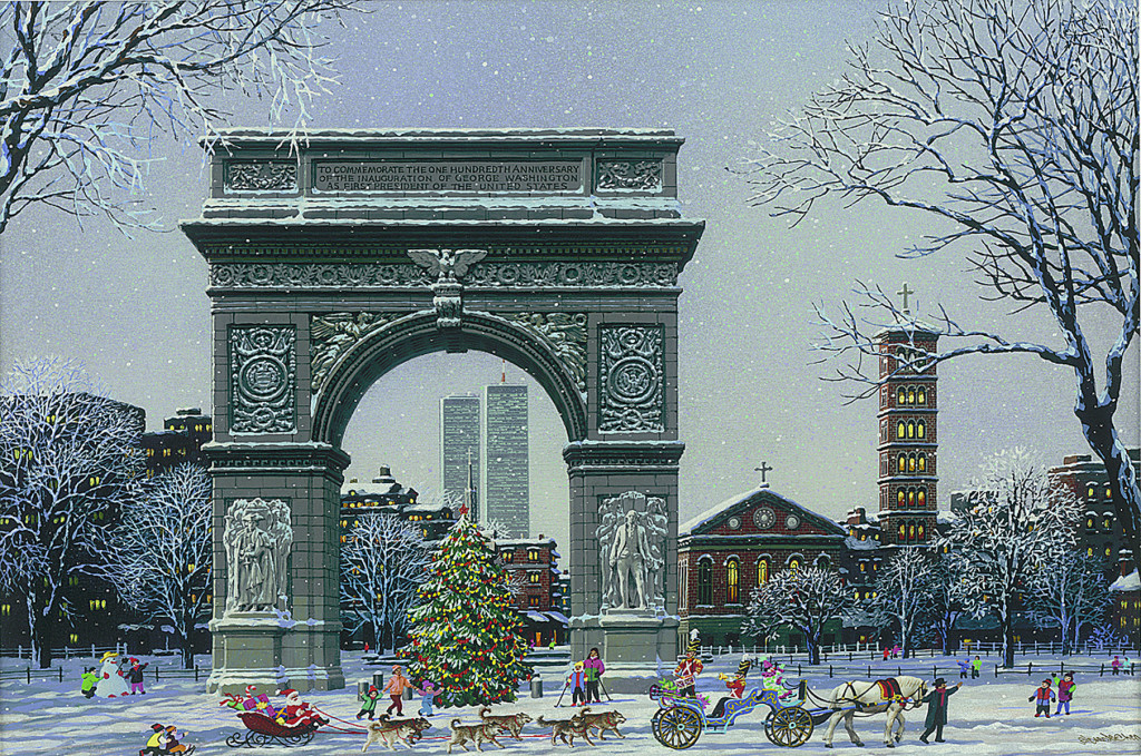 """Washington Square Park"" (2015)"